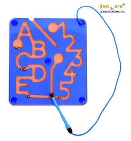 Magnetspiel ABC