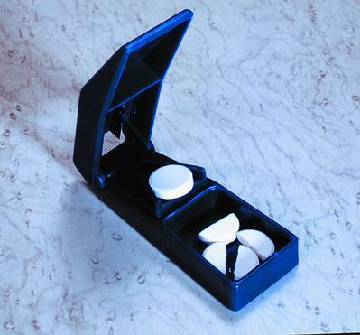 Tabletten-Teiler