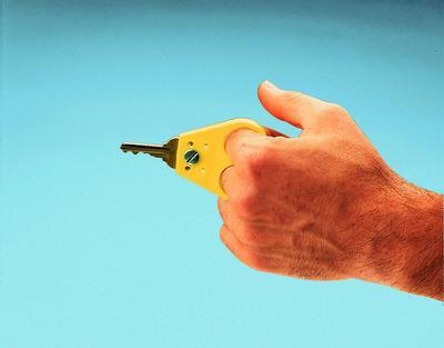 Schlüsseldrehhilfe I