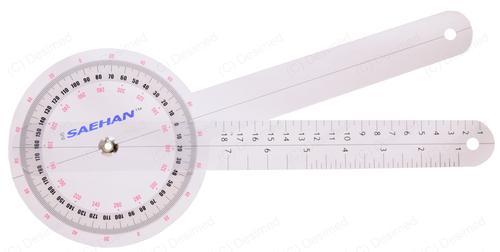 Goniometer 31,5cm 360 Grad