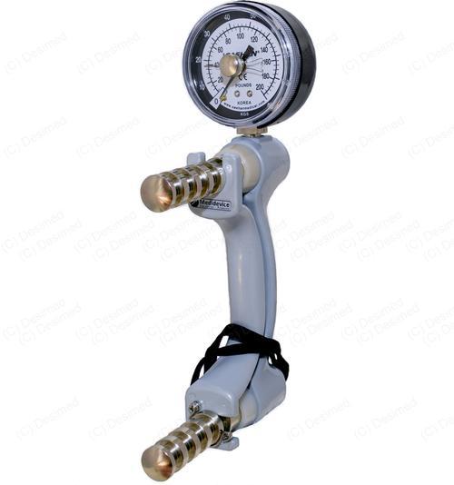 Dinamómetro de mano hidráulico