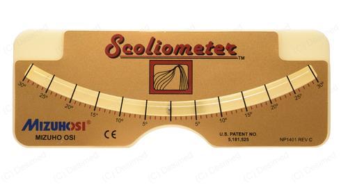 Mizuhosi-Skoliometer (Bunnell)