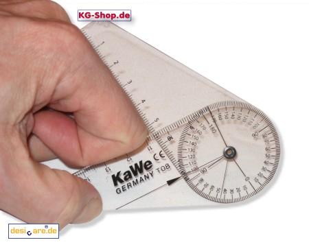 Finger-Goniometer 10cm