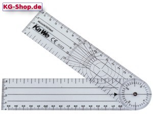 Traditional Goniometer 20cm